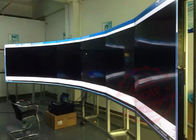 "65"" Curved Video Wall 500 Nits 1080p High Resolution 3.5mm Snarrow Bezel DDW-LW650HN11"