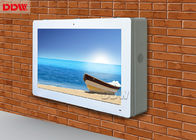 55 Inch Outdoor Lcd Display Screen / Standing Digital Signage High Brightness Monitor DDW-AD5501W