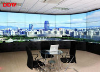 55 inch Wall Mount LCD Display flexible Video Wall 1.7mm 700nits full hd 1080p screens Support splice function