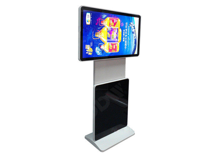 "WLED 46"" interactive digital signage advertising boards with free software"