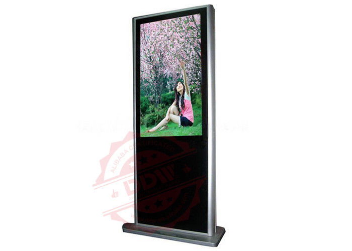 "TFT Panel interactive 46"" Stand Alone digital signage touchscreen with free software"