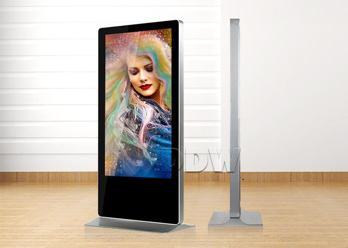 "65"" Interactive Stretched LCD Display Big Screen Menu Boards Fhd 1920x1080 DDW-AD6001SN"