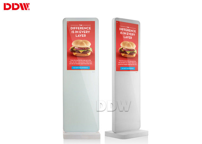 32 Inch Widely Using Interactive Digital Signage Display 1920x1080 Resolution DDW-AD3201S