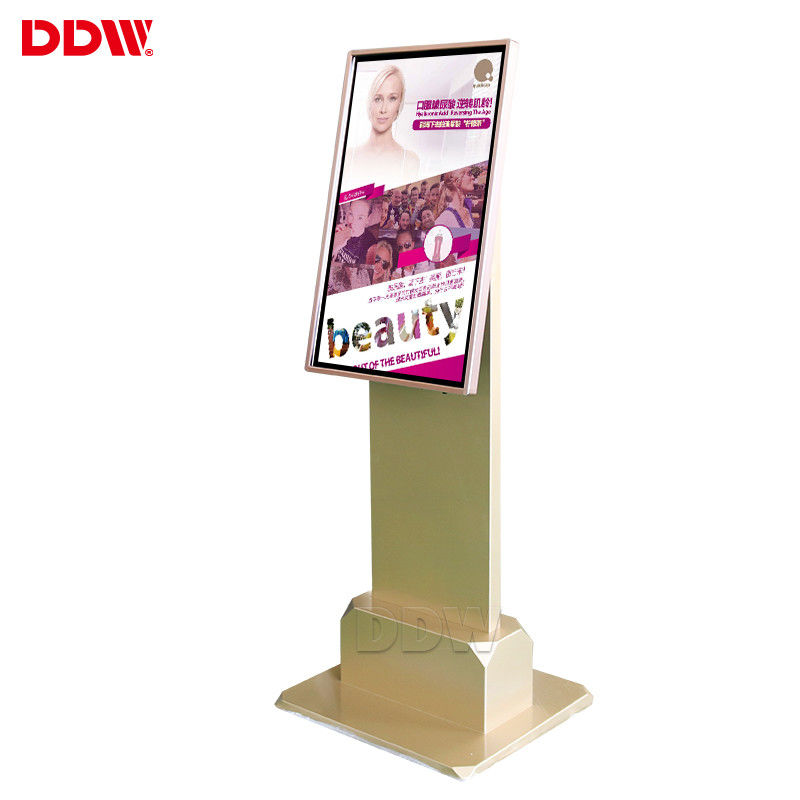 Customized 21.5 inch multi capacitive touch screen digital signage for suppermarket