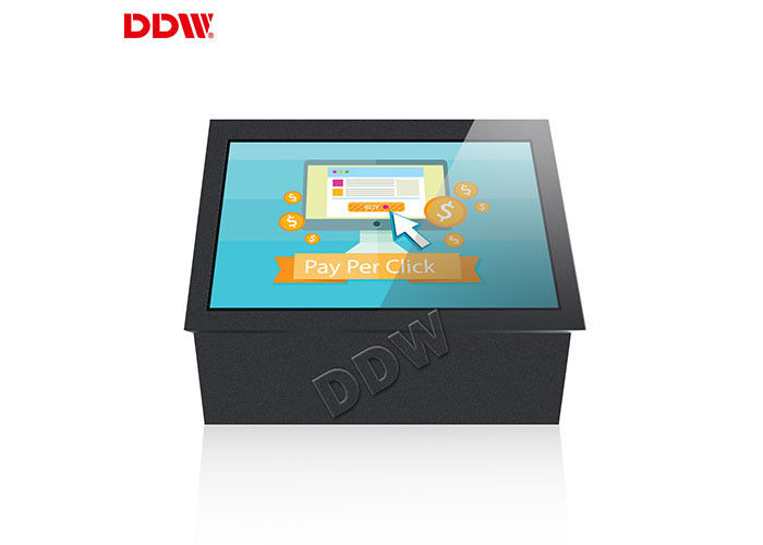 55inch Outdoor IP65 Waterproof Floor Stand touch screen Kiosk Advertising Screens Android 6.1 OS DDW-ADO5501SN